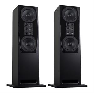 Cinema M8 Tower Matte Black