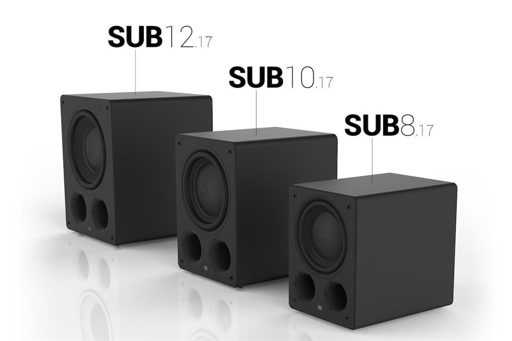 XTZ SUB 10 17 Active-Subwoofer - XTZ Sound in Balance
